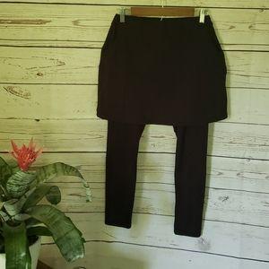 LEGACY ☆ 80s Throwback Leggings + Skirt Combo…